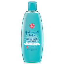 JOHNSON'S® Shampoo & Conditioner for Thin/Straight Hair