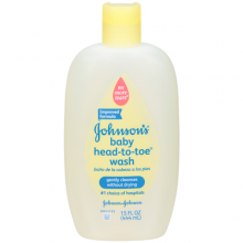 JOHNSON'S® baby HEAD-TO-TOE® Wash