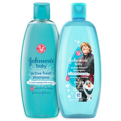 johnsons-active-fresh-shampoo